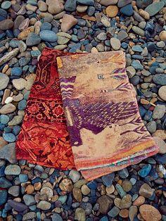 Free People Tova Printed Beach Towel, $68.00