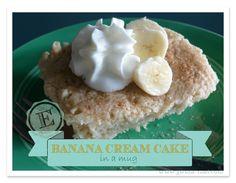 thm-banana-cream-cake-recip thm e dessert, thm dessert recipes, thm desserts, thm banana recipes, thm banana cream cake, gluten free, e desserts thm, cake recipes, gwens banana cream cake