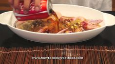 Asian Chicken Wings cooked with Coca Cola recipe