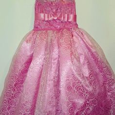 Barbie Tori Pink Princess and Popstar Dress HandmadebyCatira, $139.99