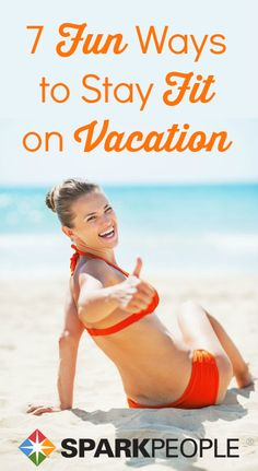 Prevent that dreaded vacation weight gain with these fun travel ideas that will keep you fit! | via @SparkPeople #fitness #exercise #workout #motivation #holiday