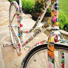 This summer, enter to win this lovely Dutchi from the Wölffer Estate Vineyard  To celebrate the release of their new rosé, Summer in a Bottle, the Wölffer Estate Vineyard wrapped a Dutchi in a print to match the bottle's label.   You can enter to win this ride here: http://on.fb.me/1ip0U01