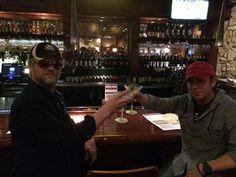 Todd Lowe & Christian Kane Dallas, TX  Cheers
