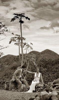 Photo Gallery of Island Style Weddings on St. John, USVI