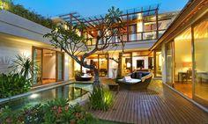 Sumptuous luxury private villas in Bali