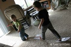 Music & Movement Games for Kids ~ Want to try these