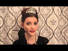 Audrey Hepburn DIY Costume, Hair, & Makeup Check it out and subscribe!: glamorousgaby1