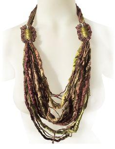 Collar Luxury * Diana Hechoamano * Feria Central