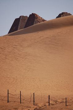 At desert #Sudan #Beautifulview #afternoon