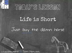 hors, life, shorts