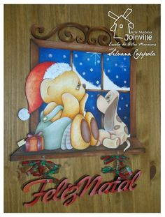 Arte Madeira Joinville: Natal 2011