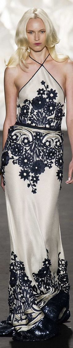 Naeem Khan Collection Spring 2015 Ready to wear