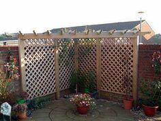 amazing refurbished gardening ideas | ... the Best Corner Pergolas to Make Your Yard Look Amazing | Sitazine.com