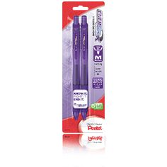 """November is National Pancreatic Cancer Awareness Month and Pentel is pleased to announce products that directly contribute funding back to the Pancreatic Cancer Action Network. Pentel's violet EnerGel-X pens have been named the """"Violet Pen of the Pancreatic Cancer Action Network"""" which is appropriate, since purple is the color of pancreatic cancer awareness."""