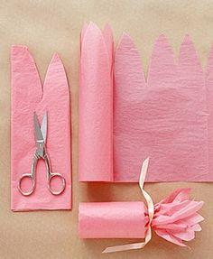 A Gift Wrap DIY - #diy, #gift, Crafts