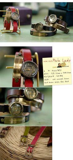cute steampunk watch  Please follow us @ http://www.pinterest.com/jeniferkane01/