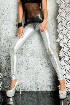 Colanti Mexton Metalic Shine Silver