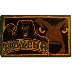 #Baylor Bears Welcome Mat. WANT!