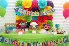 Alice in Wonderland Party Ideas Mad Hatter dessert ... | Birthday Par ...