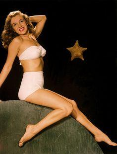 Marilyn Monroe pinup
