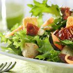 Apple-Spinach Salad With Thyme-Dijon Vinaigrette