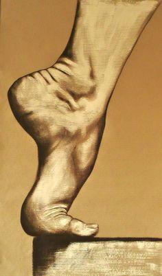 """Saatchi Online Artist: gabriella gonella; Mixed Media Painting """"R!c0sTrùZ!0nE"""""""