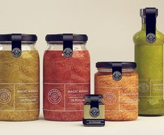 Lovely spice #packaging PD