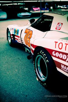 1976 Le Mans Corvette, via Flickr.