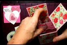 Pop-Up Box Card Tutorial - Splitcoaststampers