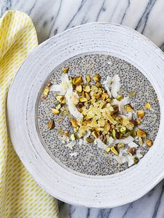 A Delicious, No-Cook Chia Seed Recipe #Refinery29