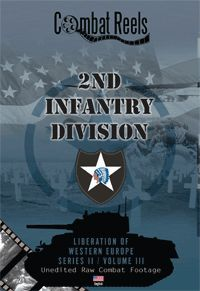 """This DVD about the 2nd Infantry Division  takes place in World War II during the Fall of 1944, Europe.   On August 16th, 1944 the 2nd Infantry Division, also known as """"Indianhead"""",  had just been squeezed out of the fighting to close the Falaise Gap,  and was placed in reserve for the First U.S Army. However, in just a couple of days the 2nd Inf. Division would be a part  of VIII Corps liberating the Brittany, Peninsula and forcing the capture of Brest."""