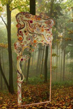 Magic mirror...Beautiful!