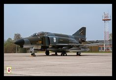 Luftwaffe F-4F Phantom II #plane #1980s