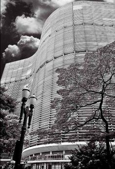 Oscar Niemeyer - Copan, São Paulo