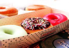 krispie kreme has the best donuts, hands down.