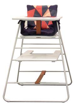 boho high chair | bohemian kids furniture