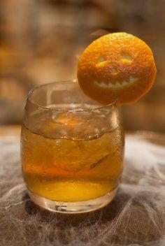 jack o'lantern drinks