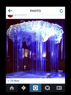 Love this Chuppah I found on Instagram