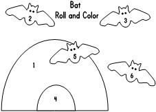 Bat Roll N Cover Easy & Hard Versions