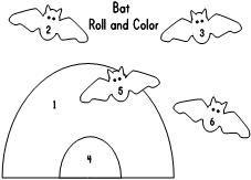 roll, bat theme