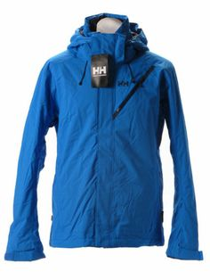 NEW Helly Hansen Charge Jacket - Men's LARGE - Blue