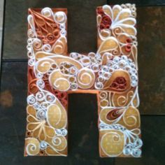 My quilling project :)