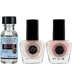 Perfect Formula Manicure Booster & Nail Lacquer #QVCbeauty #OCRFSuperSaturday