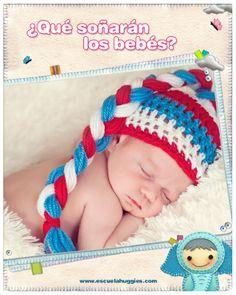 Repin si tú también te preguntas qué sueñan los bebés