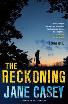 Jane Casey The Reckoning