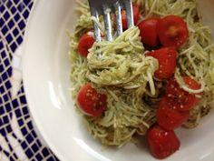 Zucchini Spaskinny (vegan + gf)