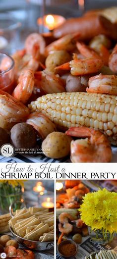 How to Host an Easy Shrimp Boil Dinner Party - #shrimpboil #recipe @samsclub #shop #trysamsclub
