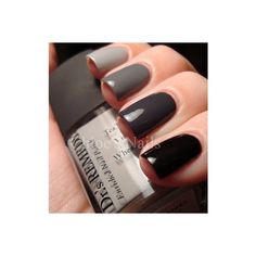 Nails / Ombre Manicure, found on polyvore.com