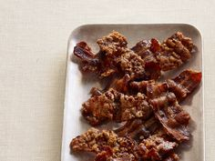 FN: Caramelized Bacon