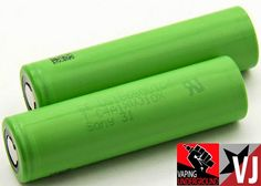 Vapor Joes - Daily Vaping Deals: TWO SONY 30AMP 2100mAH 18650 BATTERIES - $18.84 + ...